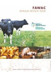 Cover Annual Review 2008