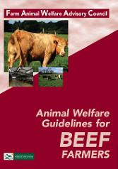 Cover Animal Welfare Guidelines for Beef Farmers 2003