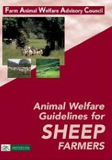 Cover Animal Welfare Guidelines for Sheep Farmers 2003